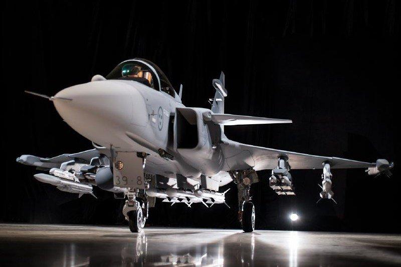 JAS 39 Gripen E, Varian Terbaru Jet Tempur Gripen - (Src: financialexpressDOTcom)