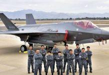 F-35 Pertama Jepang