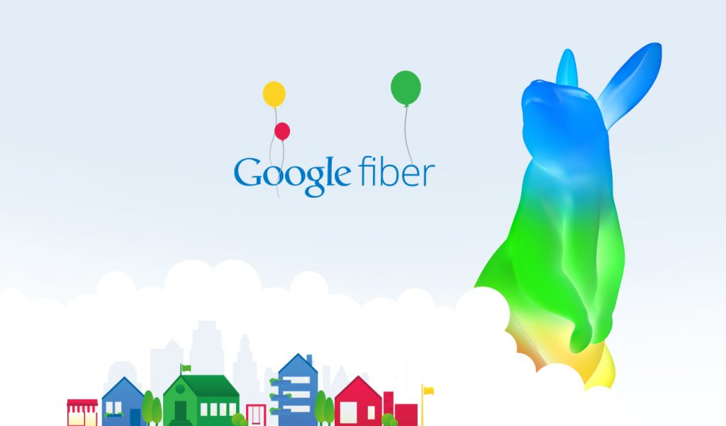 Layanan Teknologi Asal Silicon Valley - Google Fiber