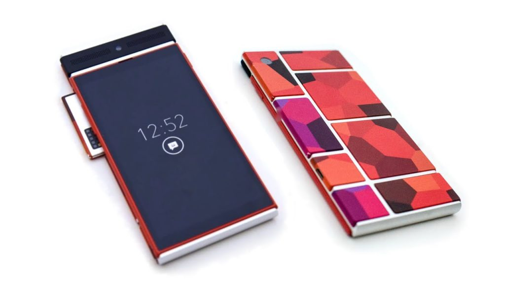 Layanan Teknologi Asal Silicon Valley - Project ARA