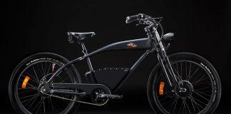 Sepeda Listrik Ala Cafe Racer - Italjet DiablOne