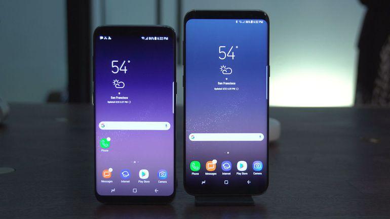 Berapa Harga Samsung Galaxy S8 dan S8 Plus di Indonesia - CNET.com