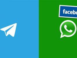 Keunggulan Telegram Dibanding WhatsApp