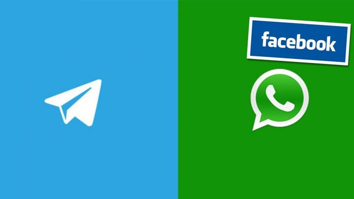Keunggulan Telegram Dibanding WhatsApp