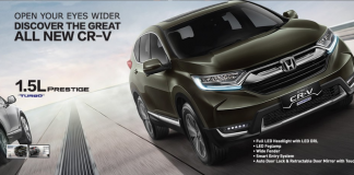 The Great All New Honda CR-V Tujuh Penumpang - (Src HondaIndonesiaDOTcom)