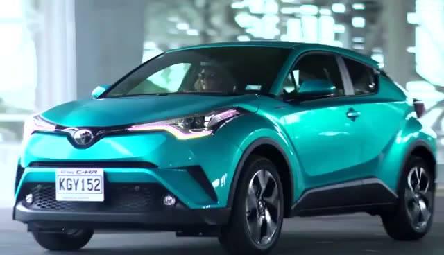 Toyota C-HR Juga Memiliki Varian Hybrid