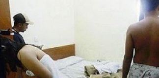 Ilustrasi Kepergok Tidur Bareng Pacar - TribunJambi
