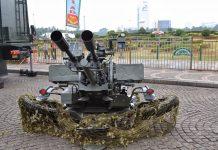 Meriam Giant Bow TNI AD - ceritadanfoto.blogspot.co.id