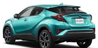 Mobil Konsep Toyota C-HR di Jepang