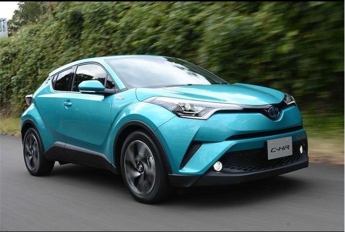 Toyota C-HR Mobil Konsep yang Siap Masuk Indonesia