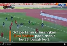 Indonesia u-22 Menang 2-0 atas Kamboja pada laga SEA Games 2017