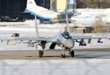 Jet Tempur Sukhoi Su-35 - CopyBookDOTcom