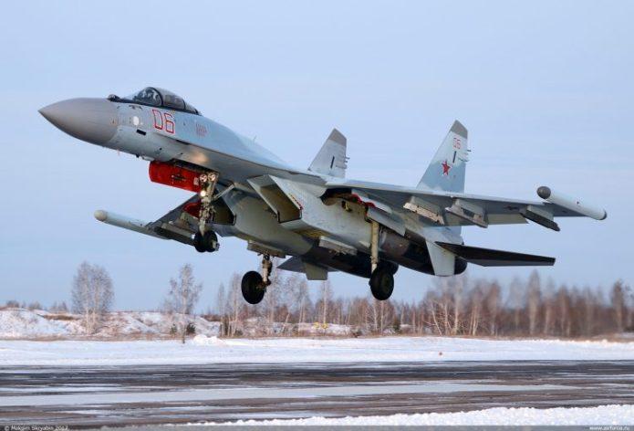 Pembelian Jet Tempur Sukhoi Su-35 (Maksim Skryabin)