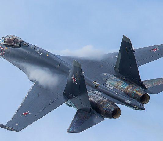 Sukhoi Su-35 - suwallsDOTcom