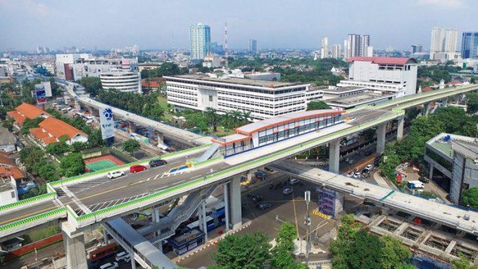 Transjakarta Koridor 13 Ciledug - Tendean akan Terintegrasi Kereta Cepat Bandara (beritajakarta.id)