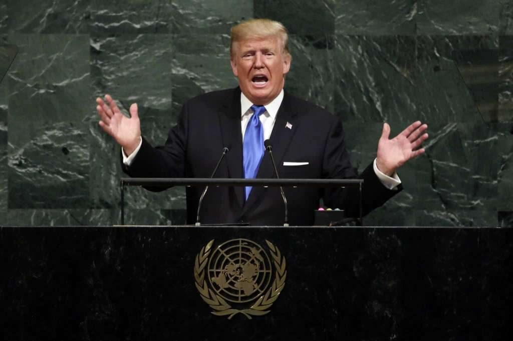 Donald Trump - (Src SFGate)