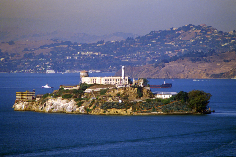 Penjara Alcatraz San Francisco - (Src The Sun)