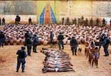 Penjara Mengerikan Carandiru, Brazil - (Src Ben Tavener)