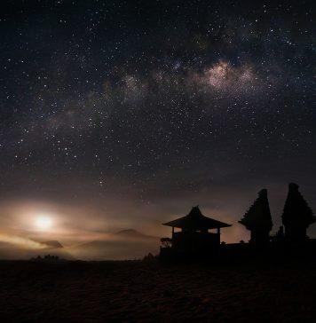 Lokasi Terbaik Menyaksikan Gerhana Bulan Total (pinterestDOTcom-Claire Matz)
