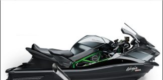 Kawasaki Ninja H2O Mode Air