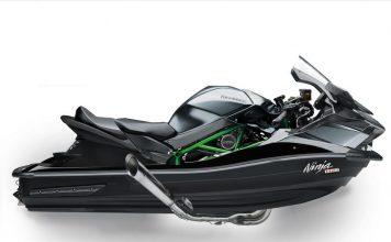 Kawasaki Ninja H2O Mode Air