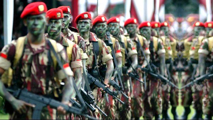 Kopassus, Pasukan Elit Indonesia yang Pernah Menghabisi Pasukan Asing