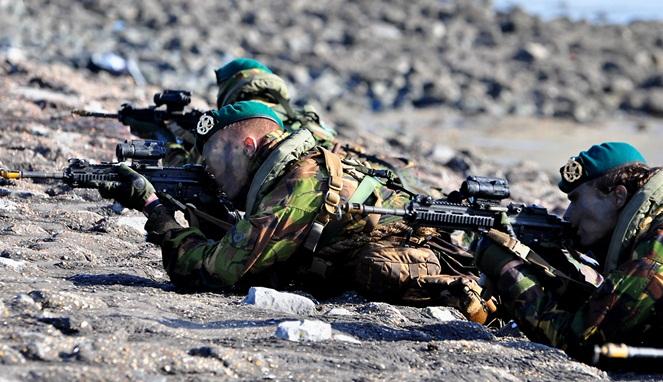 Korps Commandotroopen