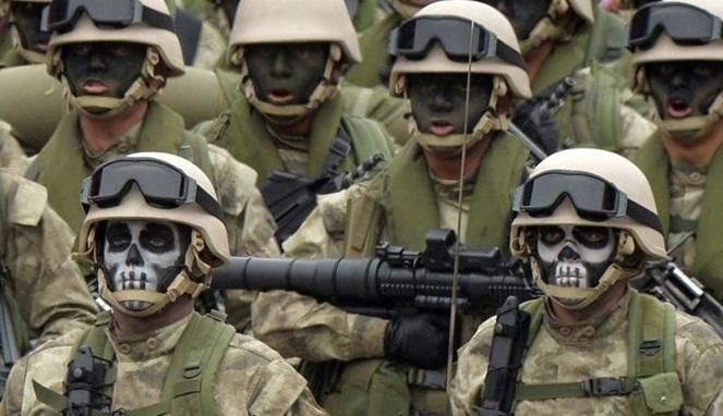 Pasukan SAS Inggris