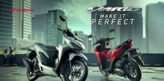 All New Honda Vario 150 & Honda Vario 125 2018