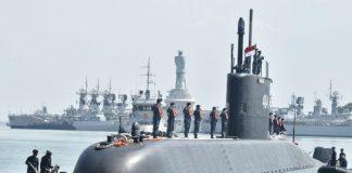 Kapal Selam Ardadedali 404 Tiba Di Indonesia - Dispen TNI