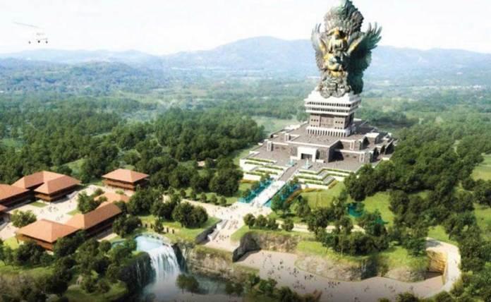 Patung GWK atau Garuda Wisnu Kencana di Bali - MalangTodayDOTnet