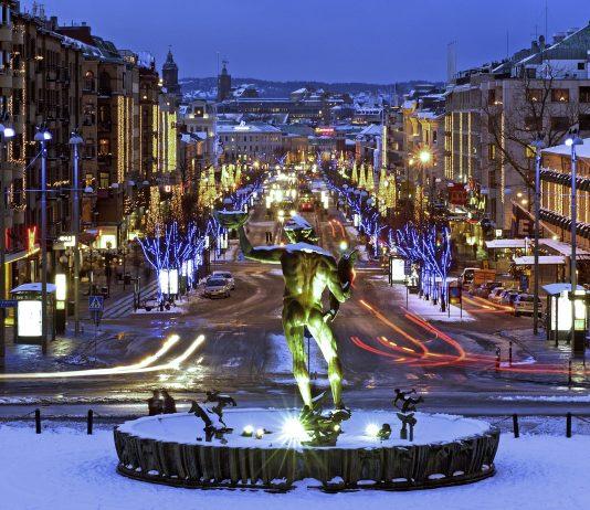 Waktu Puasa Terlama ada Di Negara-negara Ini - Gothenburg, Sweden