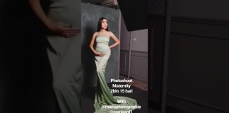 Shoot Maternity Lucinta Luna