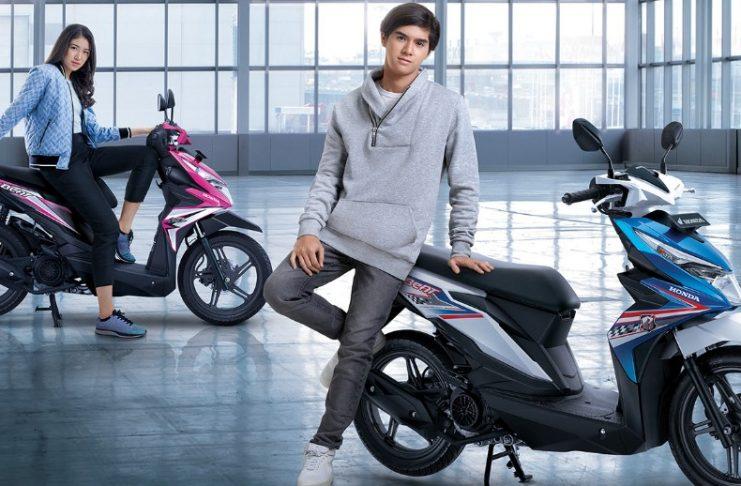 Honda Beat Dinobatkan Menjadi Motor Matic Terlaris Sepanjang Mei 2018 - astra-hondaDOTcom