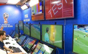 Mengenal VAR, Video Assistant Referee yang Digunakan di Piala Dunia 2018 Rusia - RagingTopicsDOTcom