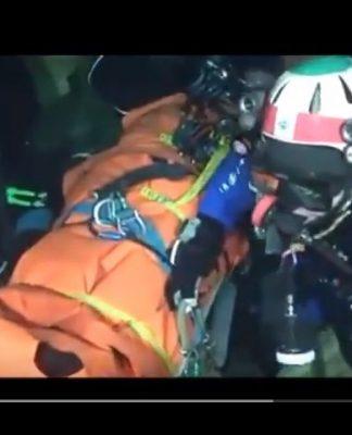 Penyelamatan 13 Orang Yang Terperangkap di Gua di Thailand