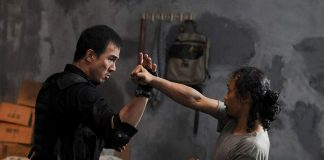 Joe Taslim di Film The Raid Redemption Saat Melawan Yayan Ruhiyan (Mad Dog)