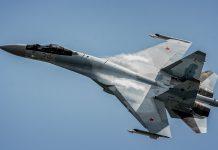 Pesawat Tempur Sukhoi Su-35 yang akan dibeli Indonesia - Src The Aviationist