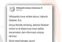 Candaan Gaya Bahasa Gaul Anak Jaksel - By @idwiki