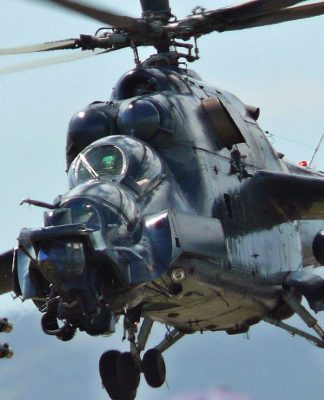 Helikopter Mi-35M Pakistan