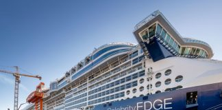 Kapal Pesiar Celebrity Edge - Courtesy Celebrity Cruises