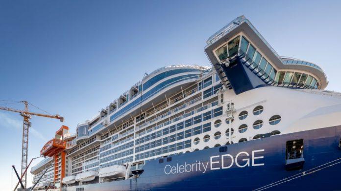 Kapal Pesiar Celebrity Edge - Courtesy Celebrity Cruises