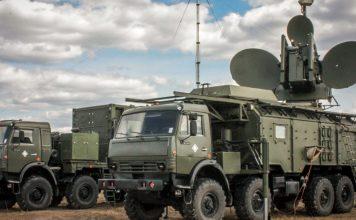 Sistem Jammer Anti Pesawat Tempur, Drone dan Satelit Rusia - Img Source DebkaDOTcom