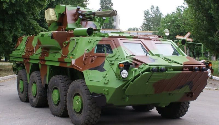 BTR-4 Source Indomiliter