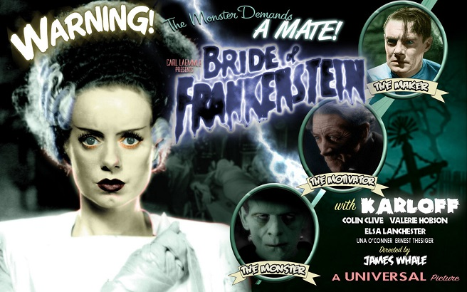 Bride of Frankenstein 2019