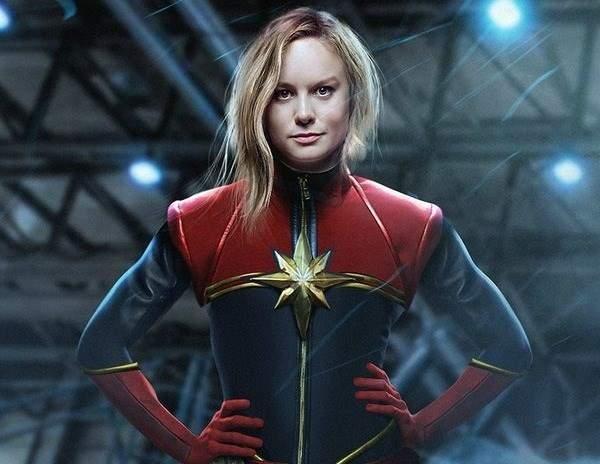 Film yang Akan Tayang Tahun 2019 - Captain Marvel