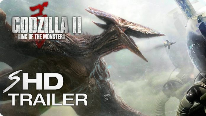Godzilla King of Monster 2019