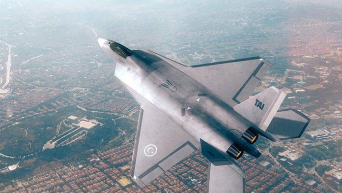 Jet tempur Turki yang Akan Digarap Bersama TAI dan PT Dirgantara Indonesia