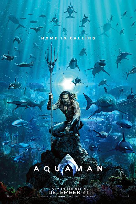 Aquaman December 2018