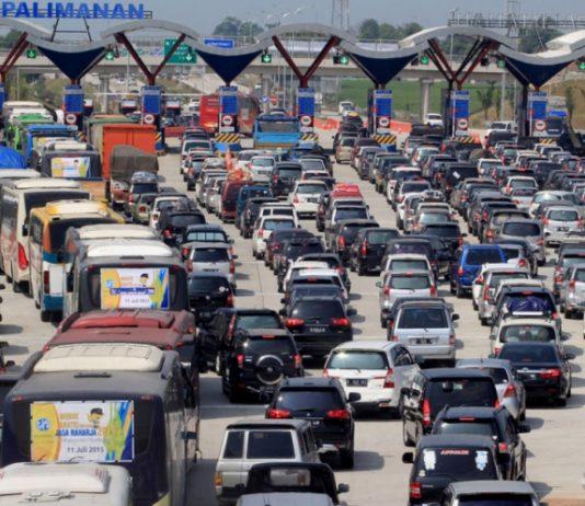 Gerbang Tol Palimanan - Berikut Daftar Tol Trans Jawa untuk Mudik Lebaran 2019
